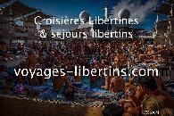 Exceptionnel : Croisière libertine GEANTE Caraïbes – 11 au 17 novembre 2018 -6 nuits de folie avec 3600 libertins