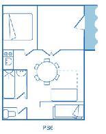 Le Cap d'Agde : locations d'appartements et villas (PF)