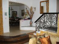 La Villa des délices à Corfou